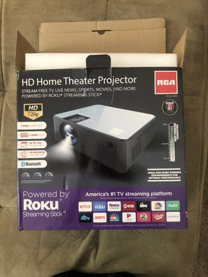 Home projector for Sale in San Diego, CA