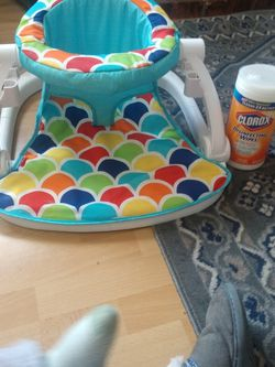 Fisher Price Support Chair for Sale in Gilroy,  CA