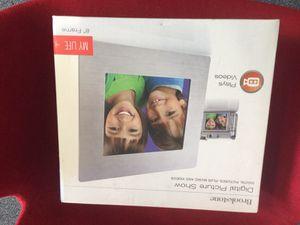 Brookstone digital picture show for Sale in Dallas, TX