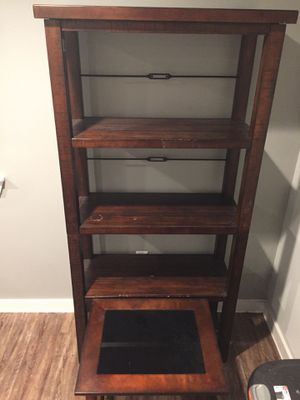 Wooden shelf's/shelf's/book shelf for Sale in Dallas, TX