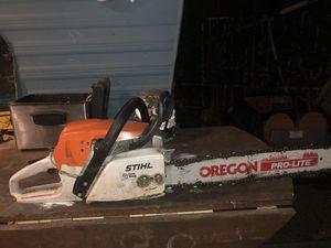 Stihl Chain saw for Sale in Phoenix, AZ