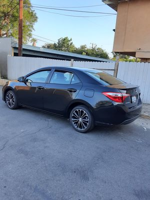 I'm selling my toyota Corolla s 2015 clean title power windows AC work NOT MECHANICAL PROBLEMS IS PERFECT WORK for Sale in Santa Ana, CA
