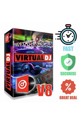 Virtual Dj PRO 8.3 For windows7/8/8.1 👉portable👈 🎧 Download Link 🎧 for Sale in Beverly Hills, CA