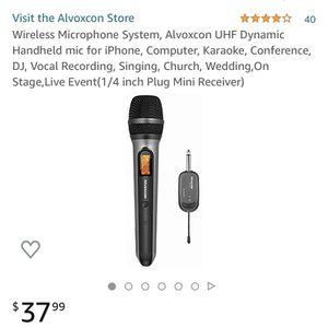 Microphone for Sale in Culleoka, TN