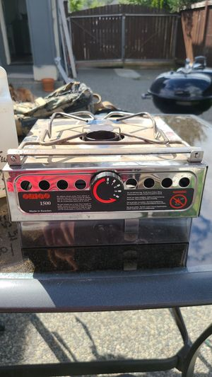 Origo 1500 Single Burner Alcohol Stove for Sale in Bothell, WA