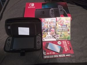 Nintendo switch bundle for Sale in Riverside, CA