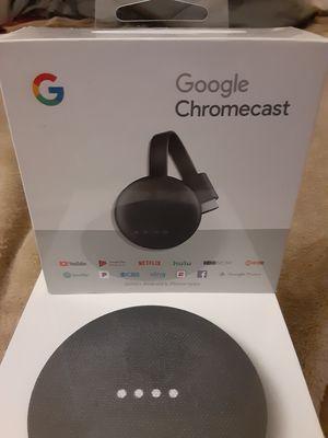 Google chromecast *NEW for Sale in Waterbury, CT