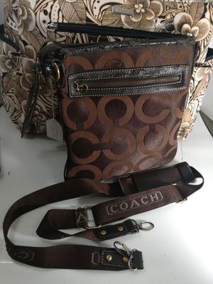 Coach crossbody w/Miche XL messenger bag for Sale in Hemet, CA