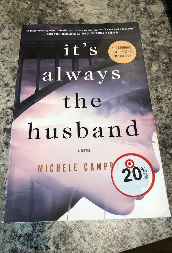 It's Always The Husband international best seller paperback