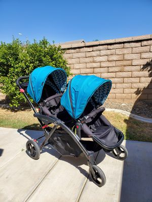 Contours options Elite Double stroller for Sale in Perris, CA