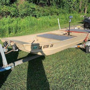 2010 John Boat for Sale in Acworth, GA
