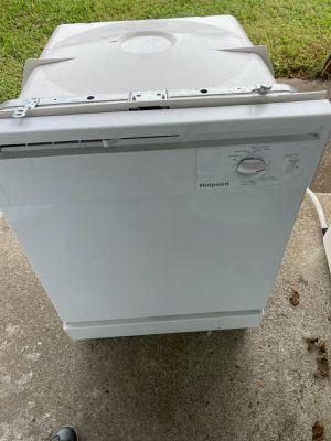White dishwasher for Sale in Hampton, VA