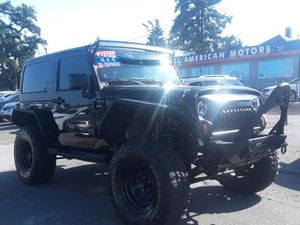 2011 Jeep Wrangler for Sale in Tacoma, WA
