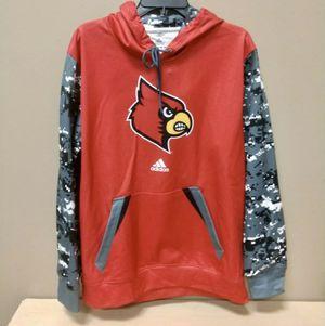 Adidas Louisville Cardinals Shocklite Fleece Hoodie.🎅🏼Sale🎅🏼 for Sale in Houston, TX