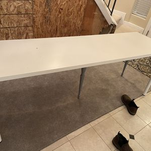 Desk 79 X 24 for Sale in Snohomish, WA