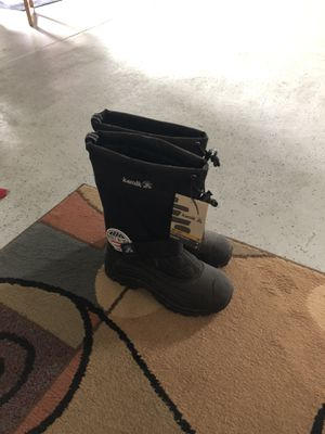 Brand new men's boots for Sale in Perry Hall, MD