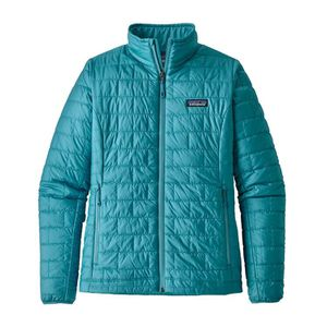 Patagonia Women's Nano Puff Jacket-Mako Blue for Sale in Chicago, IL