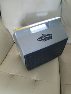 IGLOO BOSS PLAYMATE COOLER for Sale in Delaware, OH