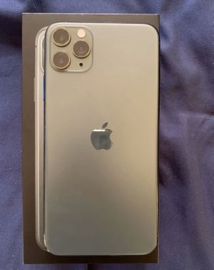 "*Green* | iPhone 11 Pro Max"" for Sale in Millville, CA"