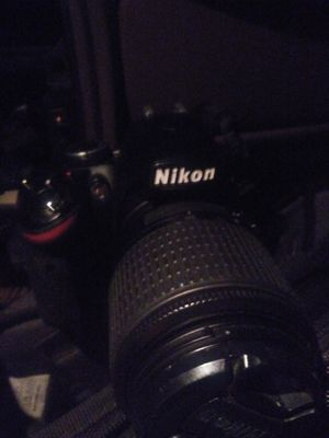 Nikon 3200 series camera for Sale in Sebring, FL