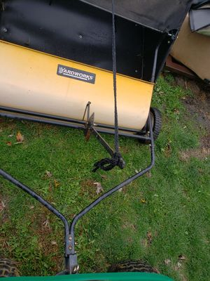 lawn sweeper and tractor for Sale in Romeoville, IL
