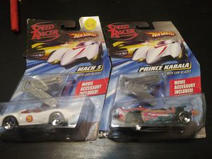 Speed Racer Hot Wheels for Sale in Los Angeles, CA