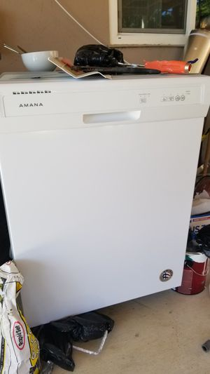 """Amana 24"""" Built-in dishwasher for Sale in Richmond, CA"""