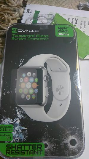 Apple watch glass protector screen for Sale in Wauchula, FL