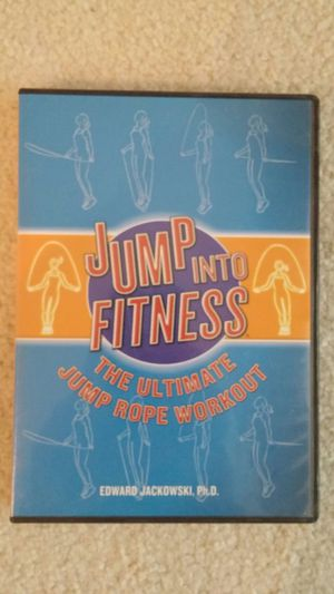 Jump rope DVD workout for Sale in Payson, AZ