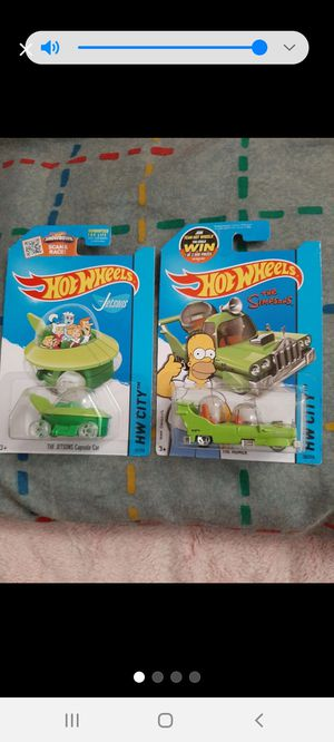 HW Jestsons/Simpsons & Gulf Mustangs for Sale in Williamsport, PA