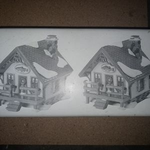 Department 56 Fisherman's Nook Cabin's #5461-5 for Sale in Crystal Lake, IL