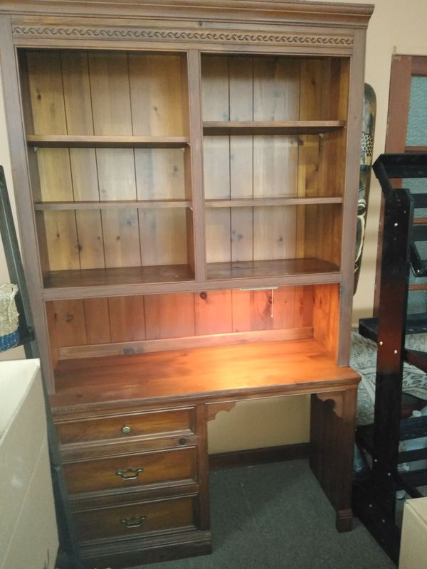 Used Wood Cabinet