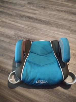 GRACO BOOSTER SEAT for Sale in Arlington, TX