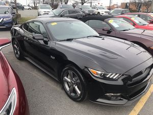 2016 Ford Mustang GT Coupe 6-speed Manual with 17,562 miles for $27,998. for Sale in Fairfax, VA
