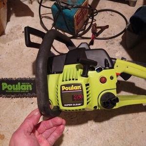 New Poulan Chain Saw for Sale in Nashville, TN