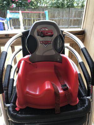 Disney Pixar CARS booster seat / chair for Sale in Alexandria, VA