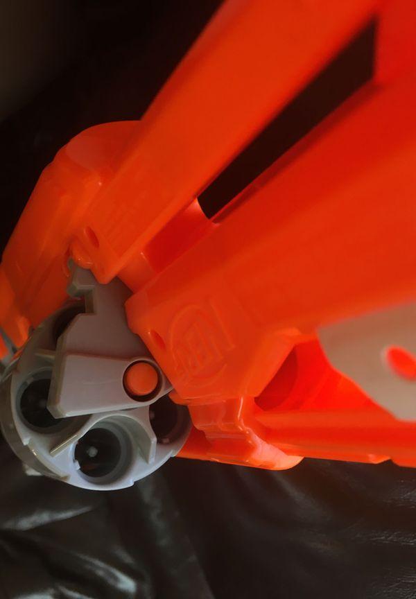 Alpha hawk sniper nerf gun