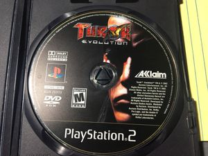 Turok evolution Ps2 loose for Sale in Cortez, CO