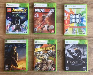 Xbox 360 Games for Sale in Lansing, MI