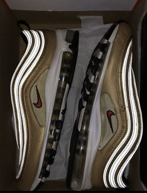 Nike Air max gold 97 for Sale in Fresno, CA
