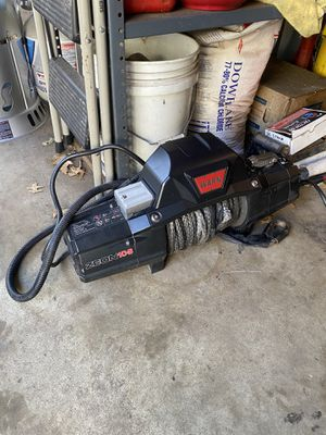 Warn Zeon 10S Winch for Sale in Edison, NJ