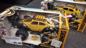 Transformers BumbleBee RC Volkswagon Beetle R/C for Sale in Santa Fe Springs, CA