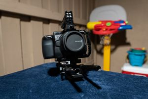 Black Magic Pocket Cinema Camera 6K for Sale in Glendora, CA