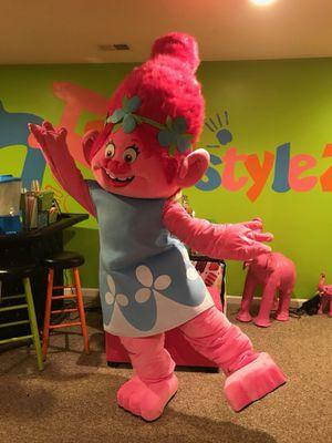 Poppy troll costume for Sale in Brandywine, MD