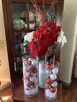 Holiday vases for Sale in Santa Ana, CA