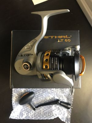 Fin Nor Lethal LT 60 fishing reel for Sale in Tampa, FL