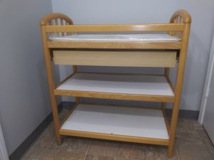 Changing table for Sale in North Branford, CT