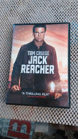 Jack Reacher DVD for Sale in Cleveland, OH