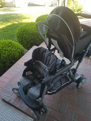 Double stroller for Sale in Phillips Ranch, CA
