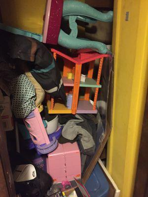 Closet full of kids toys for Sale in Bridgeton, MO